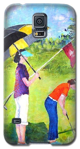 Golf Buddies #3 Galaxy S5 Case