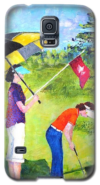Golf Buddies #3 Galaxy S5 Case