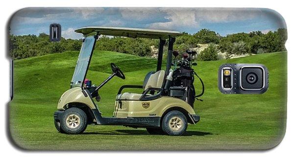 Golf Cart Galaxy S5 Case