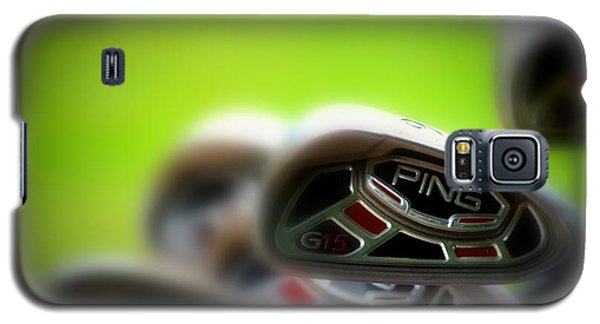 Golf Clubs 2 Galaxy S5 Case