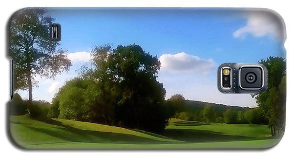 Golf Course Landscape Galaxy S5 Case