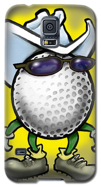 Golf Cowboy Galaxy S5 Case