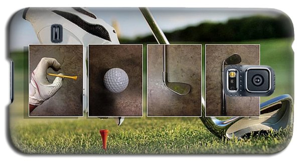 Golf Galaxy S5 Case