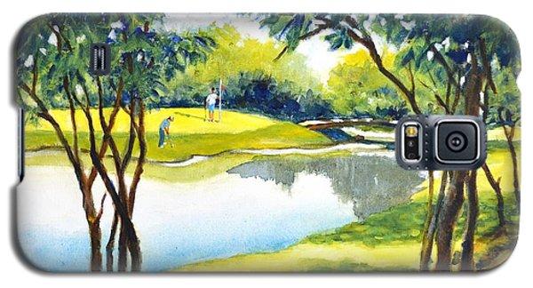 Golf Haven Galaxy S5 Case