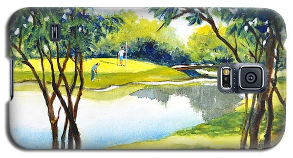 Golf Haven Galaxy S5 Case