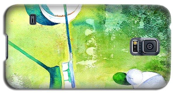 Golf Series - Finale Galaxy S5 Case