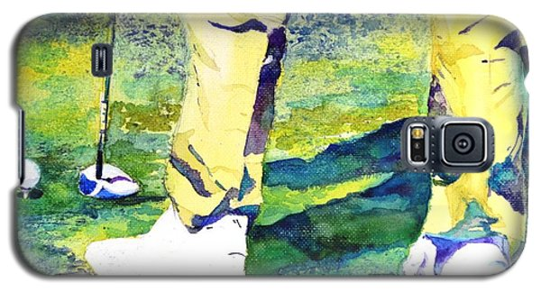 Golf Series - High Hopes Galaxy S5 Case