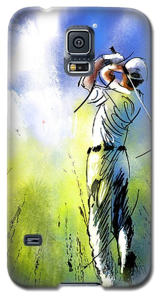 Golfscape 01 Galaxy S5 Case