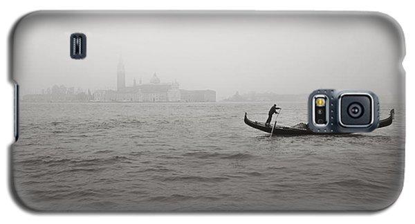 Gondola Nella Nebbia 193042x Galaxy S5 Case