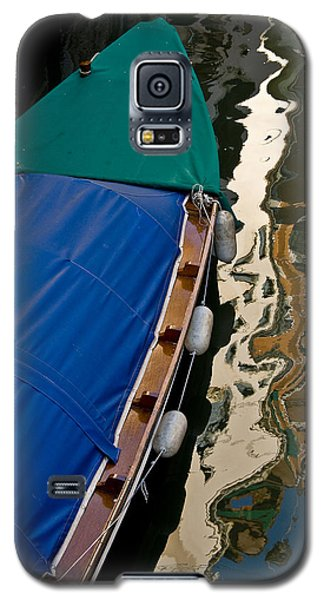 Gondola Reflection Galaxy S5 Case