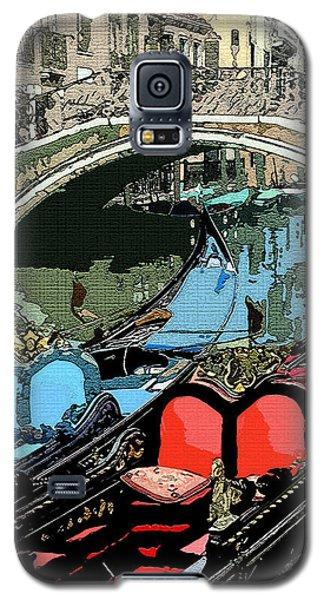 Gondolas Fresco  Galaxy S5 Case