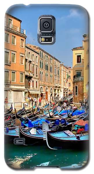 Gondolas In The Square Galaxy S5 Case