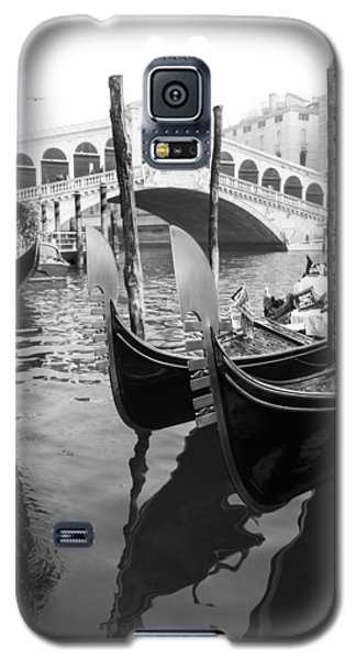 Gondole At Rialto Bridge Galaxy S5 Case