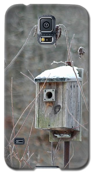 Galaxy S5 Case featuring the photograph Gone South by Diane Merkle