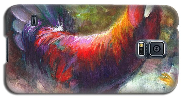 Gonzalez The Rooster Galaxy S5 Case