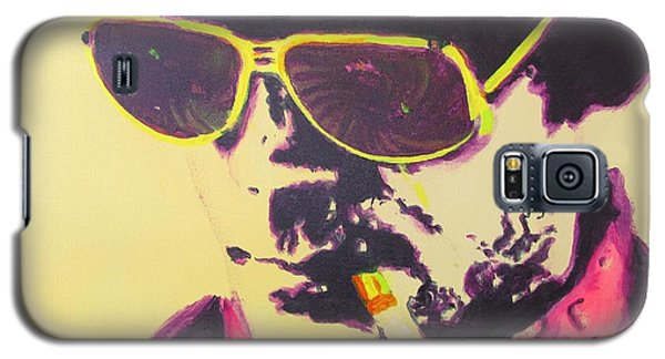 Gonzo - Hunter S. Thompson Galaxy S5 Case by Eric Dee