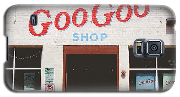 Galaxy S5 Case featuring the photograph Goo Goo Shop- Photography By Linda Woods by Linda Woods