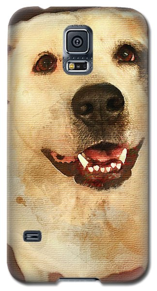 Good Dog Galaxy S5 Case