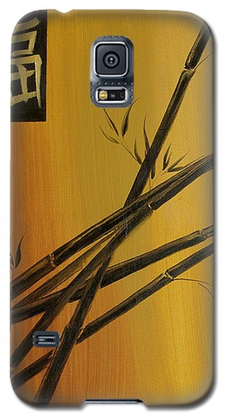 Good Fortune Bamboo 1 Galaxy S5 Case by Dina Dargo
