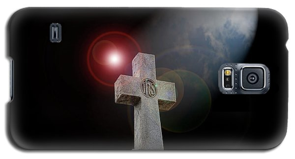 Galaxy S5 Case featuring the photograph Good Friday by Bonnie Barry