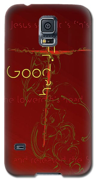 Good Friday Galaxy S5 Case by Chuck Mountain