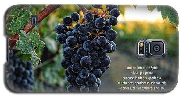Good Fruit Galaxy S5 Case by Lynn Hopwood