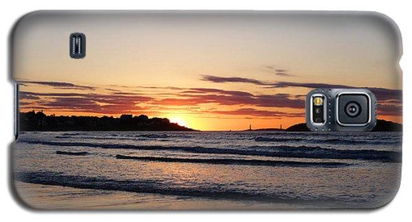 Good Harbor Beach At Sunrise Gloucester Ma Galaxy S5 Case