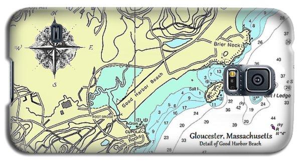 Good Harbor Beach Galaxy S5 Case
