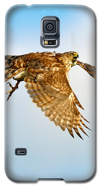 Good Hawk Hunting Galaxy S5 Case