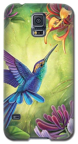 Good Luck - Honeysuckle Galaxy S5 Case