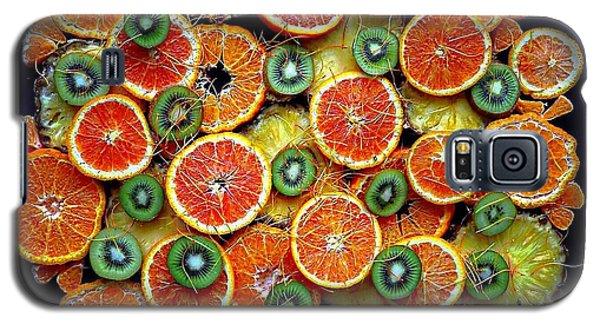 Good Morning Fruit Galaxy S5 Case