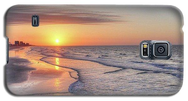 Good Morning Grand Strand Galaxy S5 Case