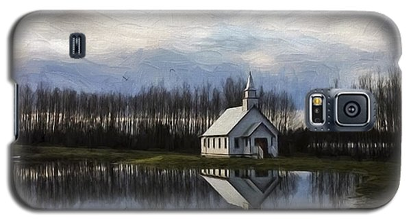 Good Morning - Hope Valley Art Galaxy S5 Case