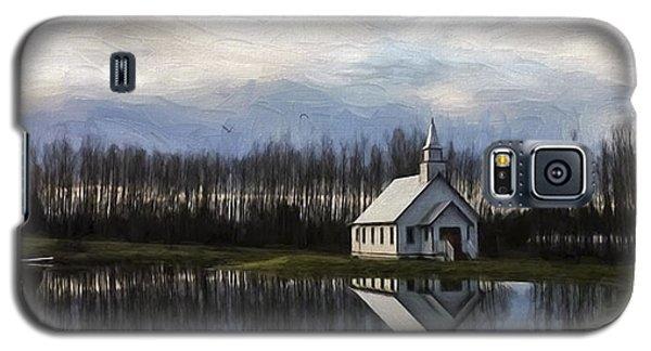 Good Morning - Hope Valley Art Galaxy S5 Case