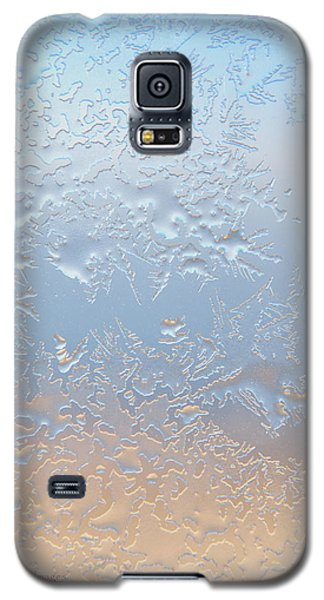 Galaxy S5 Case featuring the photograph Good Morning Ice by Kae Cheatham