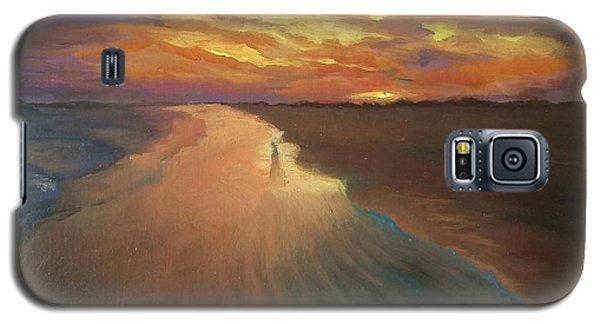 Good Night Galaxy S5 Case by Alla Parsons