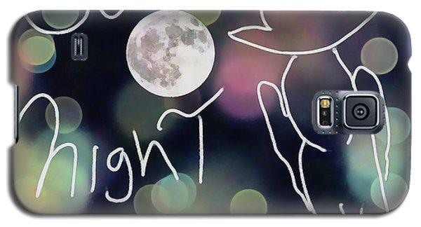 Good Night Galaxy S5 Case