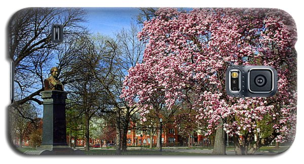 Goodale Park In The Spring Galaxy S5 Case by Laurel Talabere
