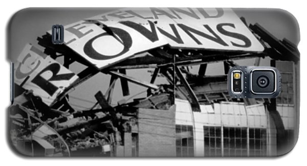 Goodbye Cleveland Stadium Galaxy S5 Case