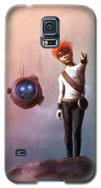 Goodkid Galaxy S5 Case by Jamie Fox