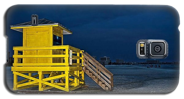 Goodnight Siesta Key Galaxy S5 Case by DJ Florek