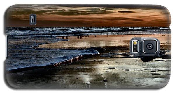 Goodnight Sun Isle Of Palms Galaxy S5 Case