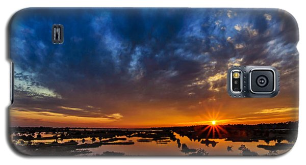 Goodnight Topsail Galaxy S5 Case
