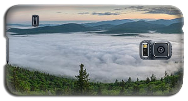 Goodnow Mountain Panorama Galaxy S5 Case