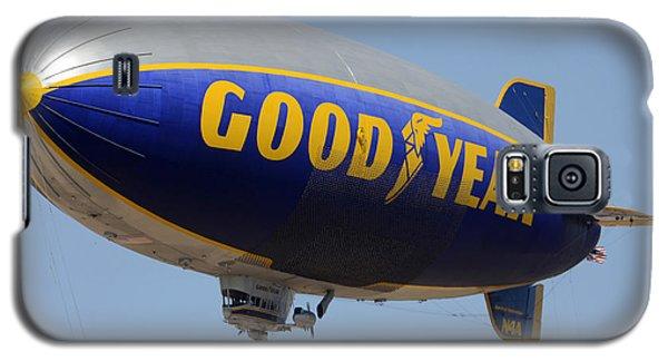 Goodyear Blimp Spirit Of Innovation Goodyear Arizona September 13 2015 Galaxy S5 Case