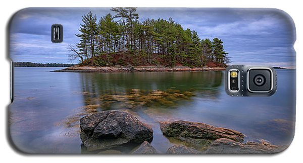Googins Island Galaxy S5 Case by Rick Berk
