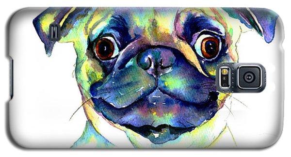 Google Eyed Pug Galaxy S5 Case