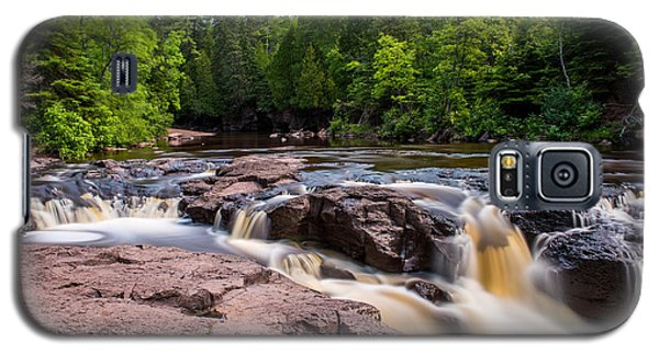 Goose Berry River Rapids Galaxy S5 Case by Paul Freidlund