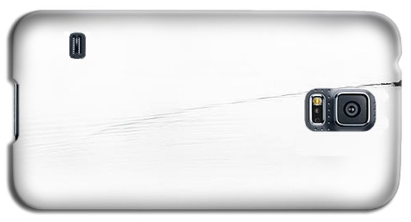 Goose On The Pond Galaxy S5 Case by David Patterson