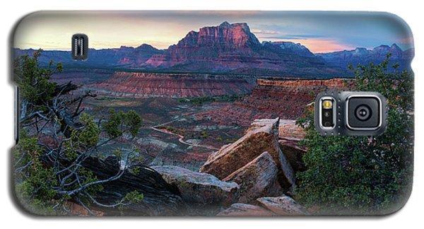Gooseberry Mesa - Kinesava Mtn Galaxy S5 Case